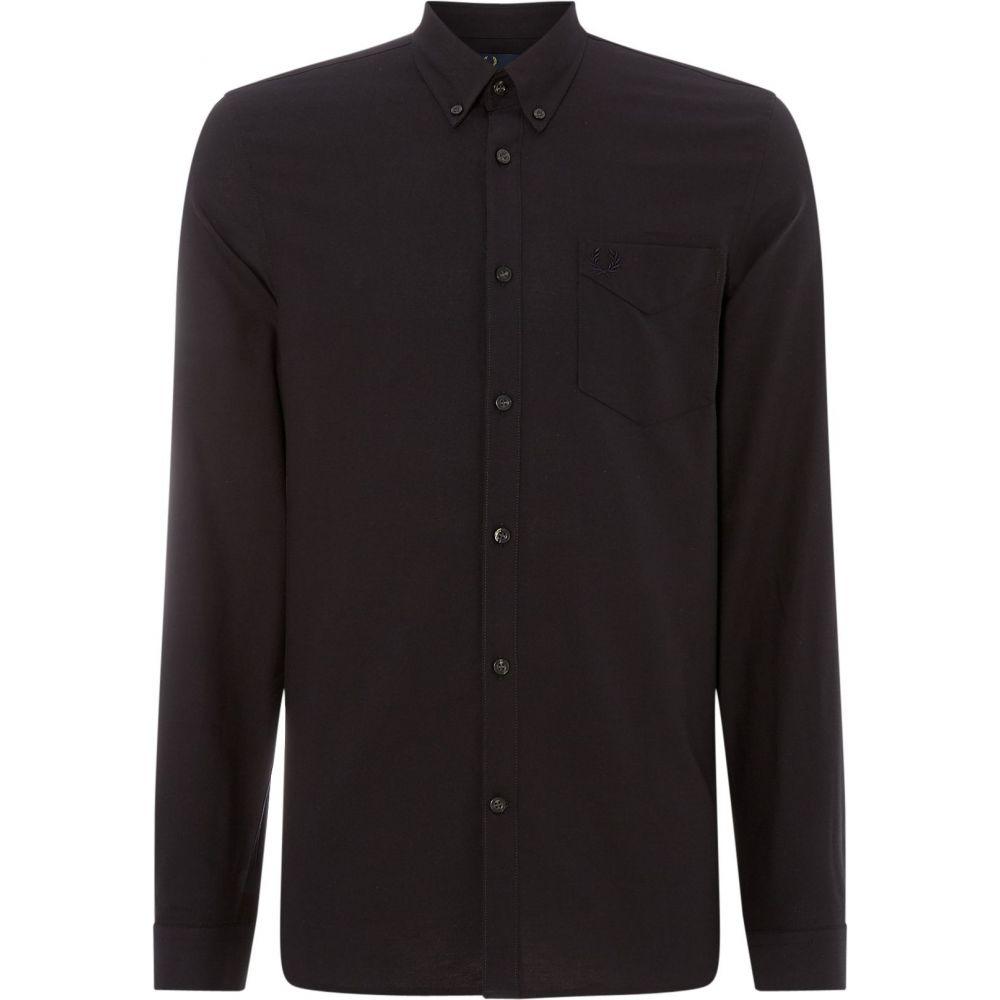 フレッドペリー Fred Perry メンズ トップス シャツ【Classic Oxford Shirt】black