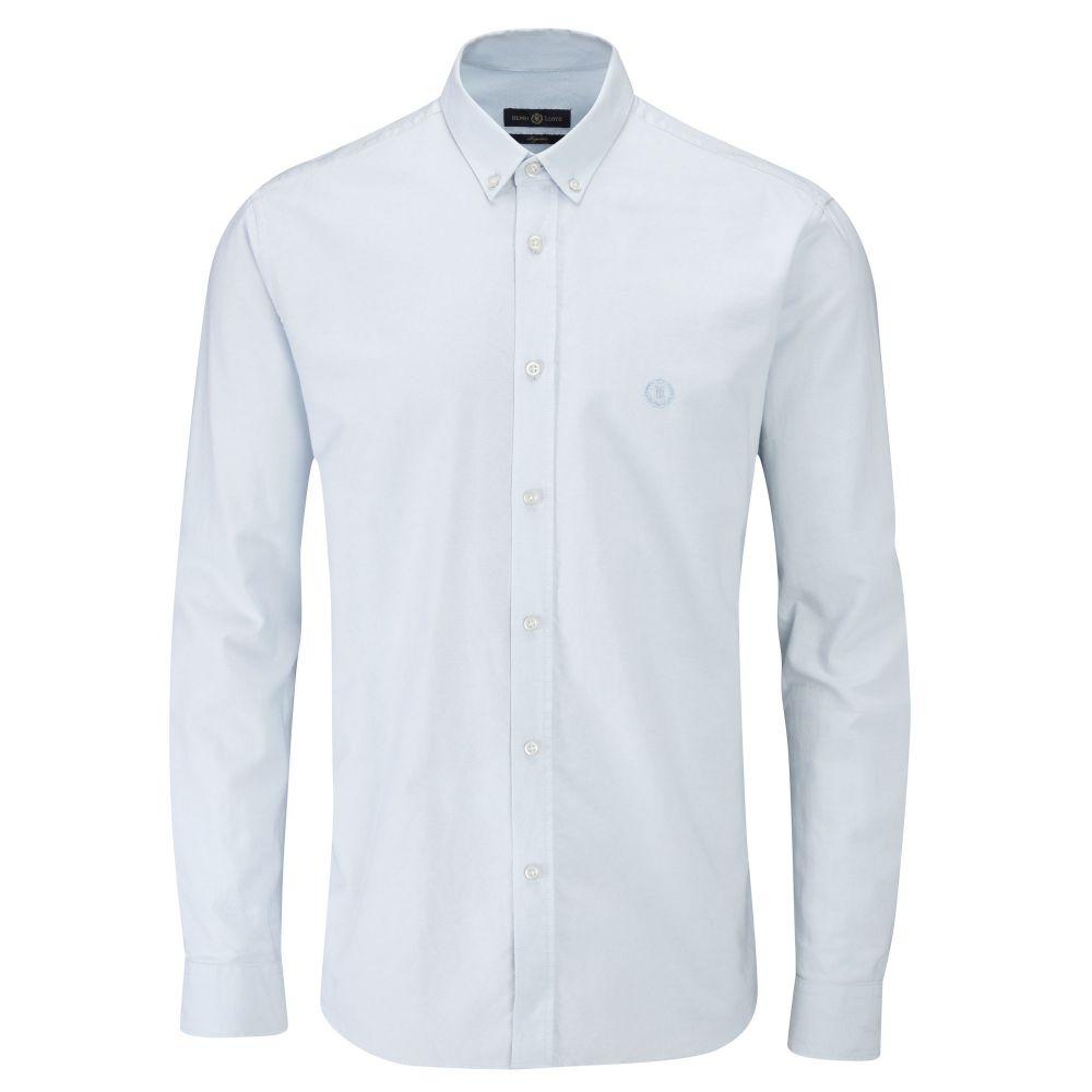 ヘンリーロイド Henri Lloyd メンズ トップス シャツ【Henri Regular Shirt】sky
