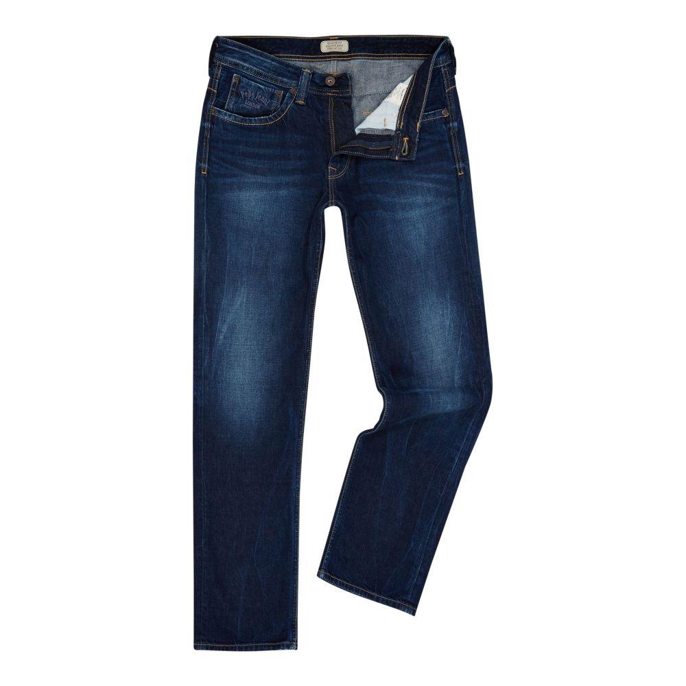 ペペジーンズ Pepe Jeans メンズ ボトムス・パンツ ジーンズ・デニム【Kingston Long Length Jeans】denim