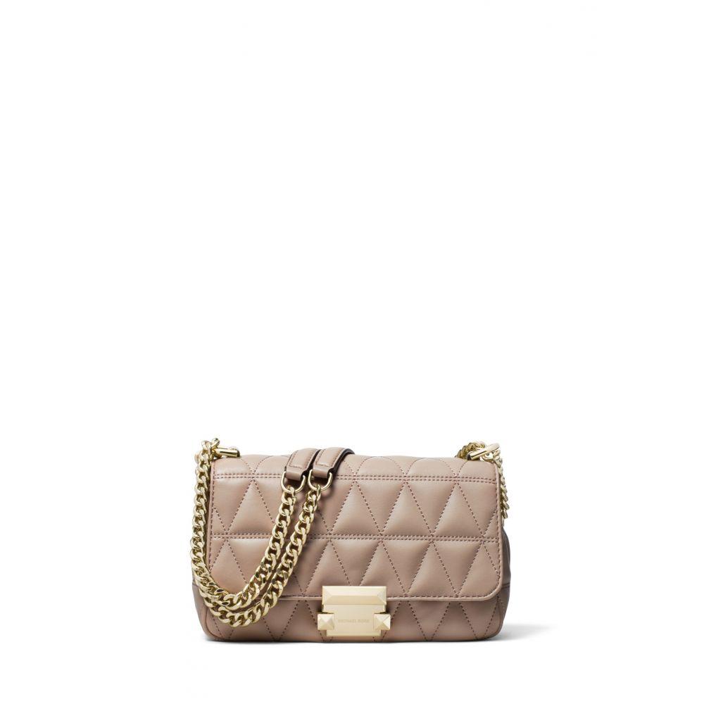 マイケル コース Michael Kors レディース バッグ ショルダーバッグ【Sloan Small Chain Shoulder Bag】dark brown
