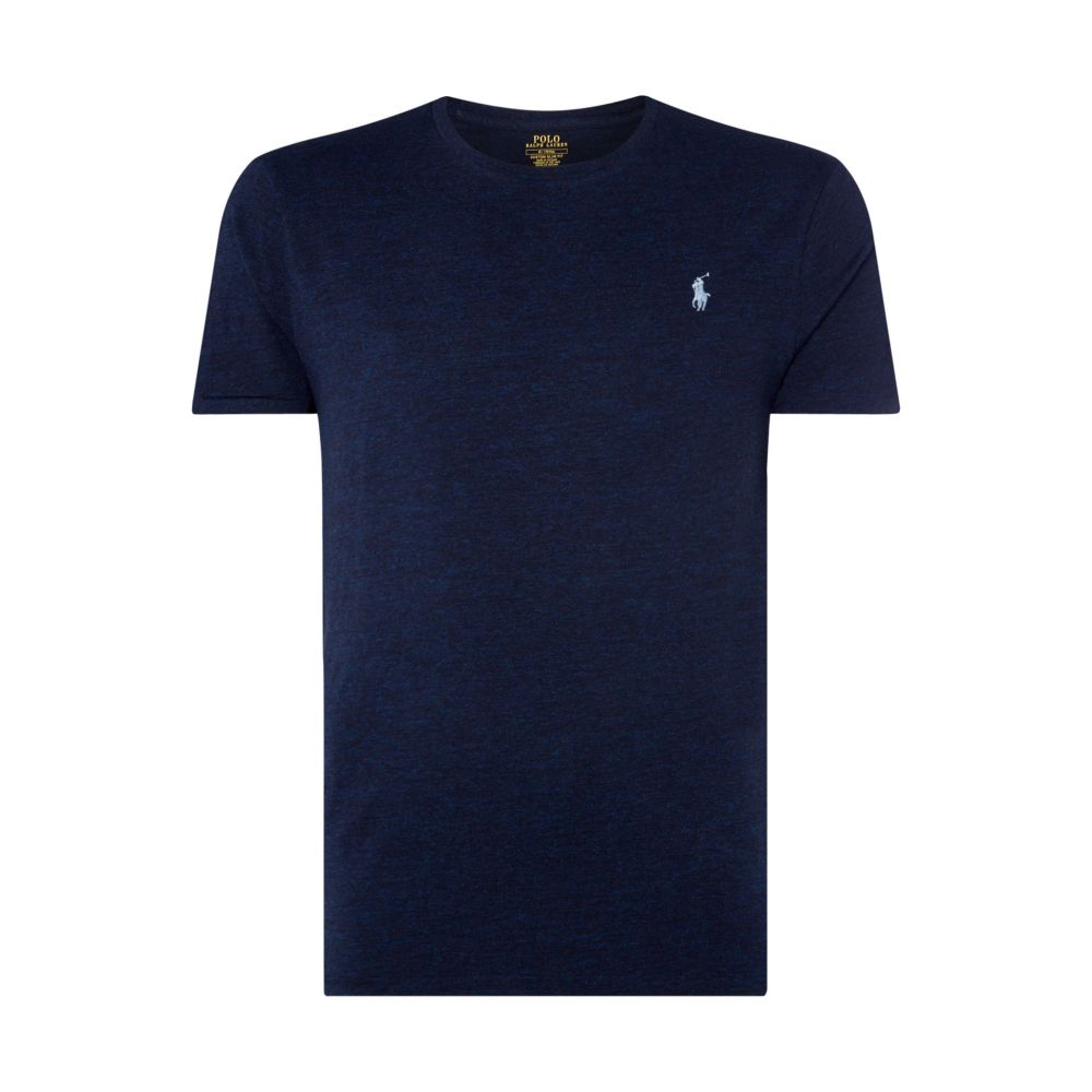 ラルフ ローレン Polo Ralph Lauren メンズ トップス Tシャツ【Short Sleeve Crew Neck T-shirt】dark blue
