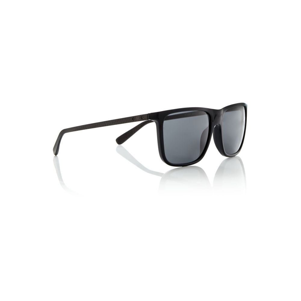 ラルフ ローレン Polo Ralph Lauren レディース メガネ・サングラス【Black Rl8157 Rectangle Sunglasses】frame colour: black