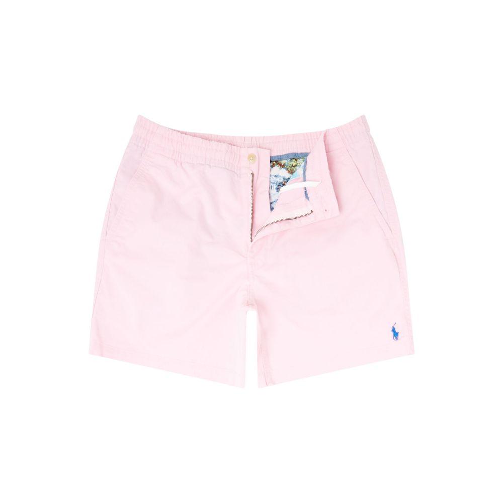 ラルフ ローレン Polo Ralph Lauren メンズ ボトムス・パンツ ショートパンツ【Prepster Elasticated Waist Short】pink