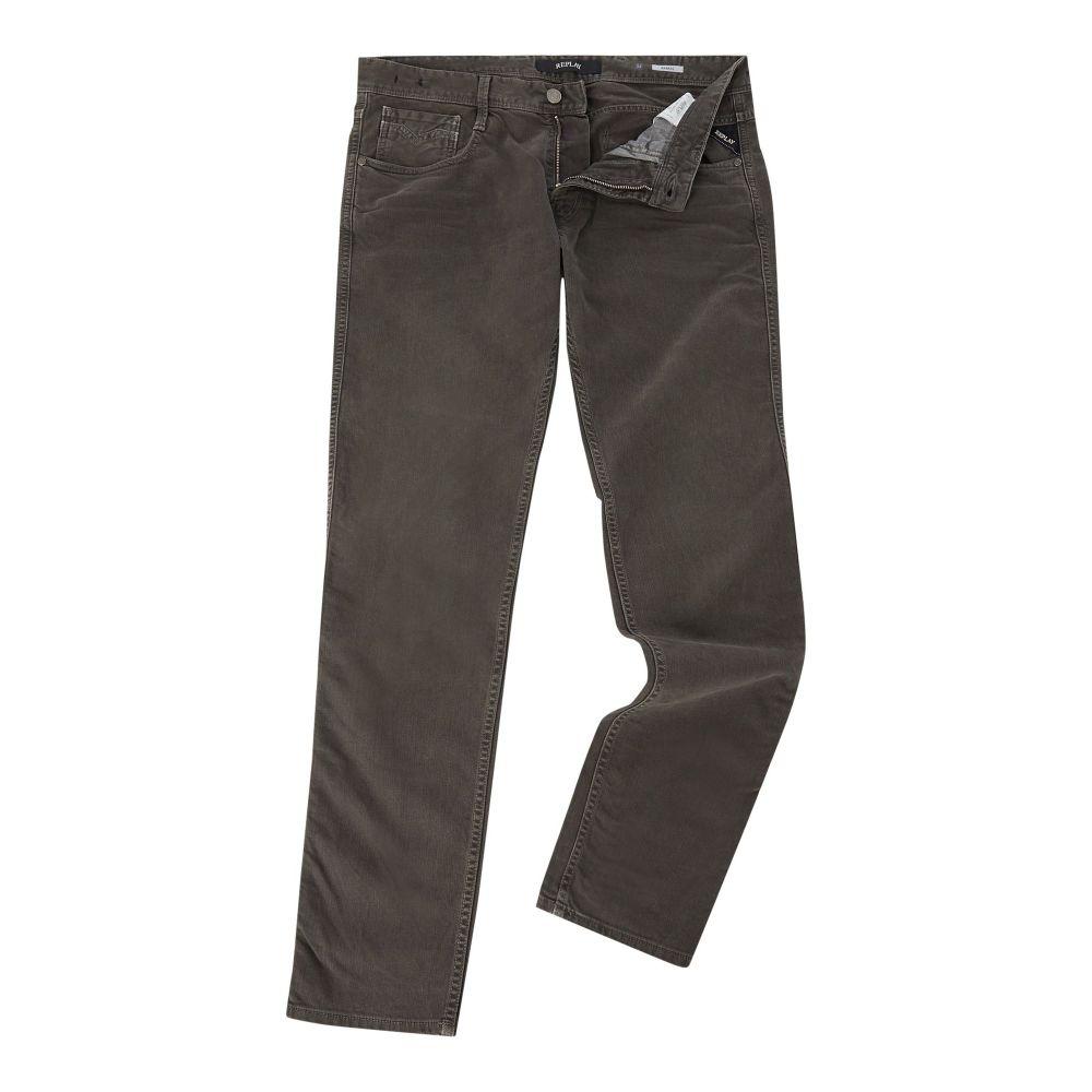 リプレイ Replay メンズ ボトムス・パンツ ジーンズ・デニム【Slim Fit Anbass Jeans】anthracite
