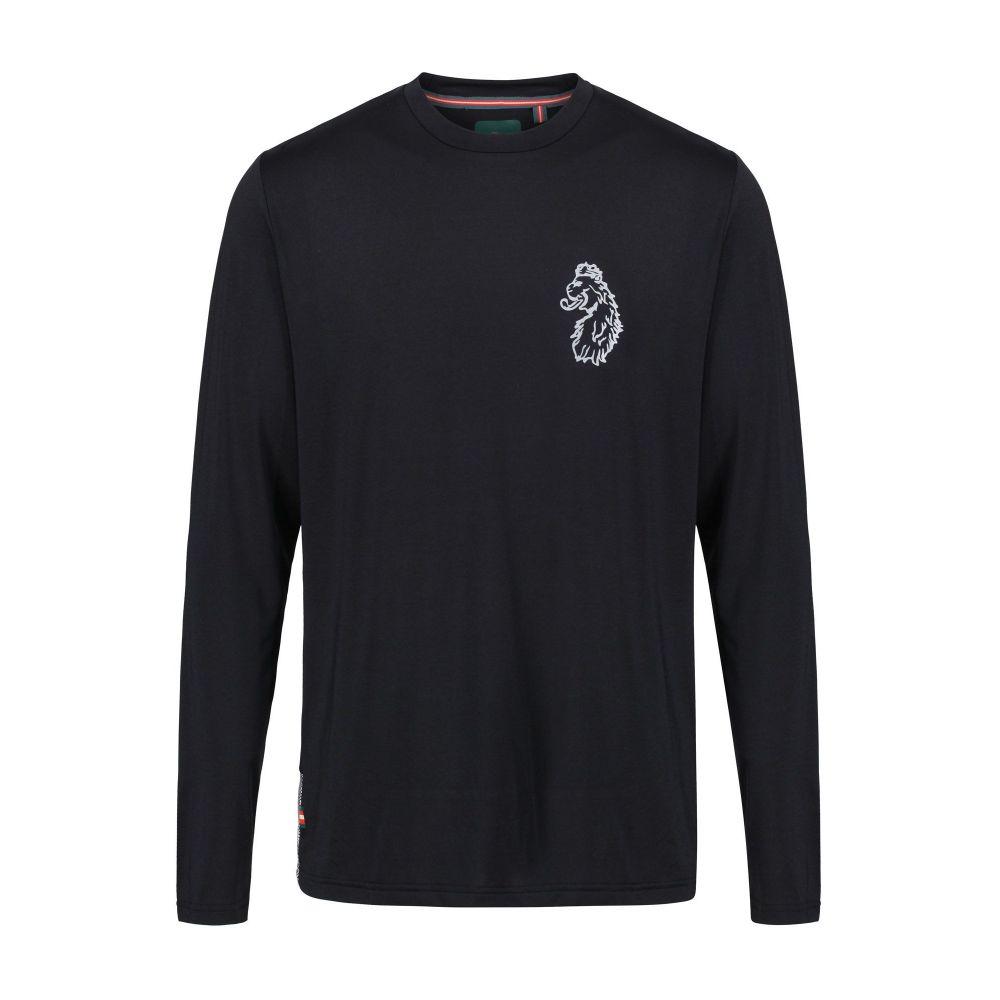 ルーク1977 Luke 1977 メンズ トップス Tシャツ【Long Performance Luke Sport T-shirt】black