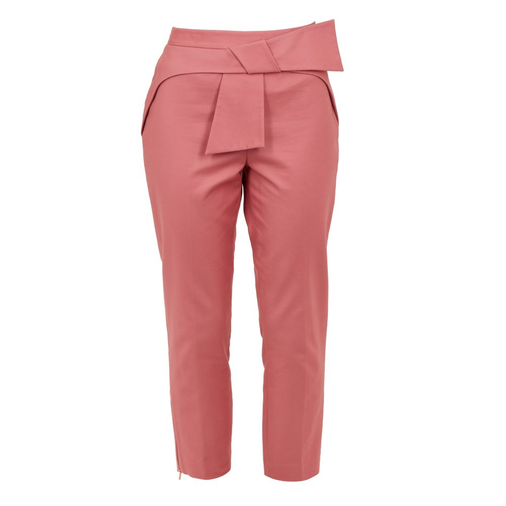 テッドベーカー Ted Baker レディース ボトムス・パンツ【Betha Bow Waist Trousers】pink