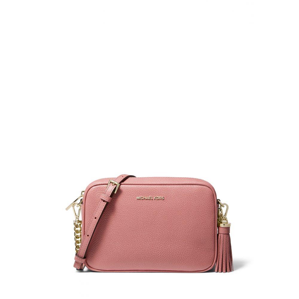マイケル コース Michael Kors レディース バッグ【Crossbodies Medium Camera Bag】pink
