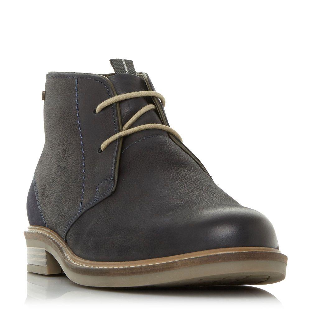バーブァー Barbour メンズ シューズ・靴 ブーツ【Readhead Plain Toe Chukka Boots】navy