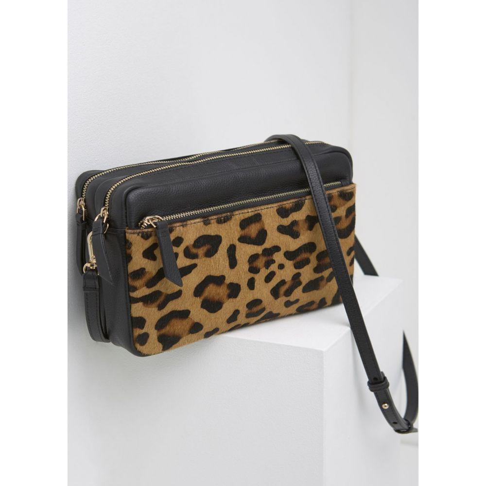 ミルトン ベルベット Mint Velvet レディース バッグ【Poppy Leopard Print Camera Bag】multi-coloured