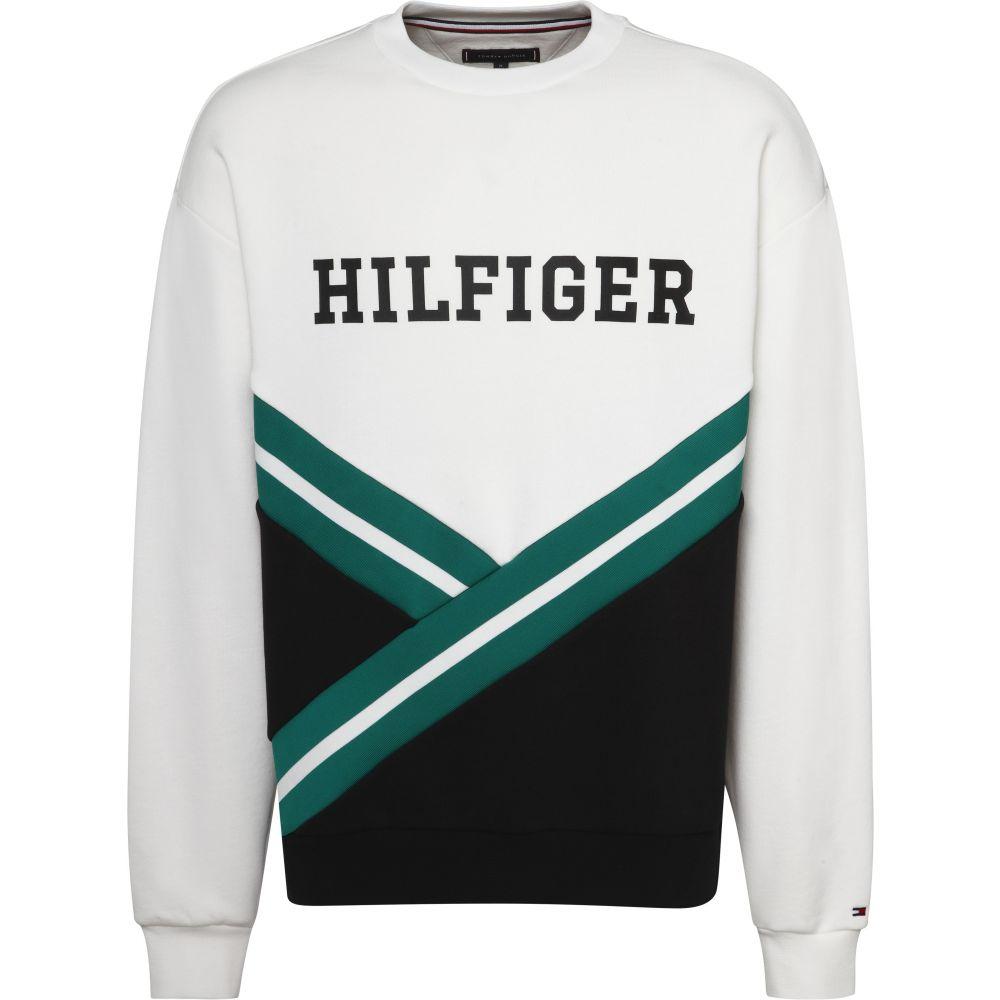 トミー ヒルフィガー Tommy Hilfiger メンズ トップス スウェット・トレーナー【Oversized Sweatshirt】multi-coloured