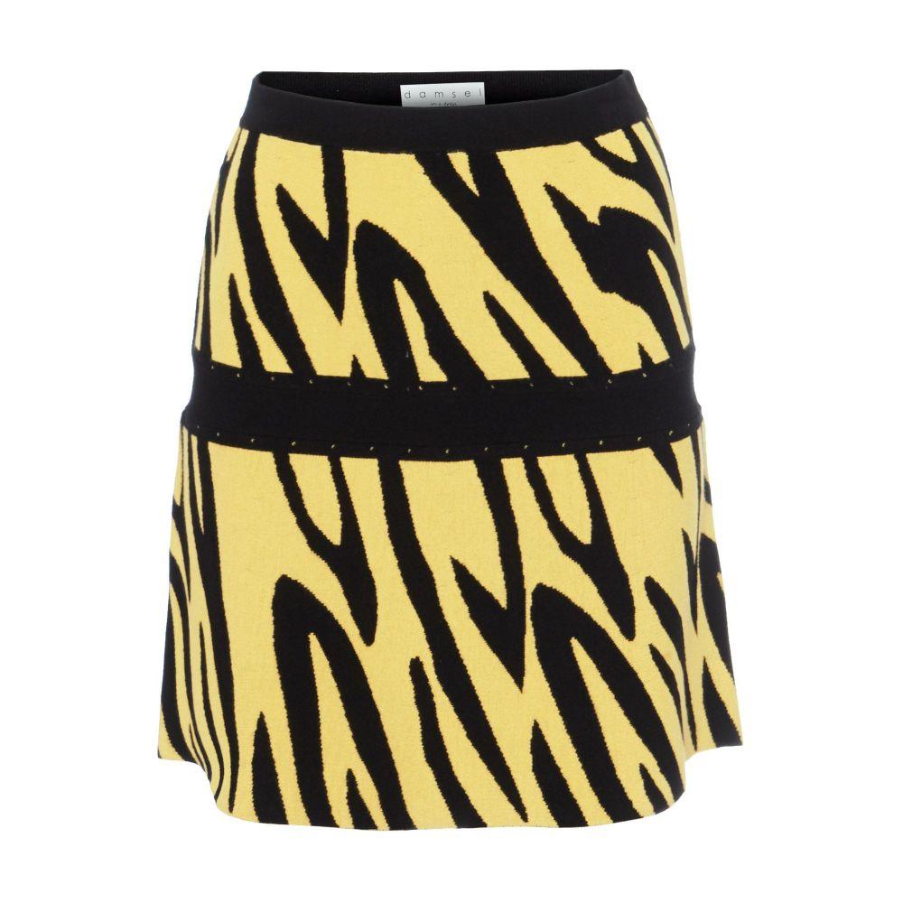 ダンセル Damsel in a Dress レディース スカート ひざ丈スカート【Lia Zebra Knit Skirt】multi-coloured
