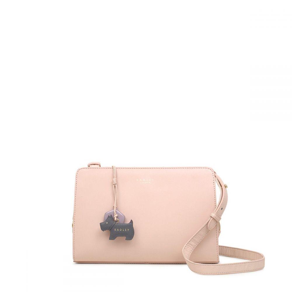 ラドリー Radley レディース バッグ ショルダーバッグ【Liverpool Street Meduim Cross Body Handbag】light pink