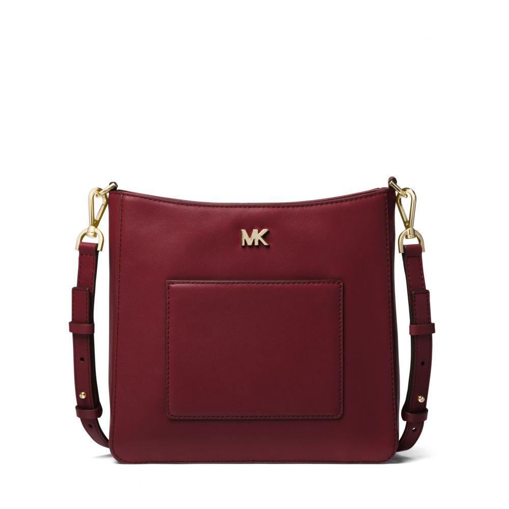 マイケル コース Michael Kors レディース バッグ ショルダーバッグ【Gloria Pocket Swing Pack Crossbody Bag】maroon