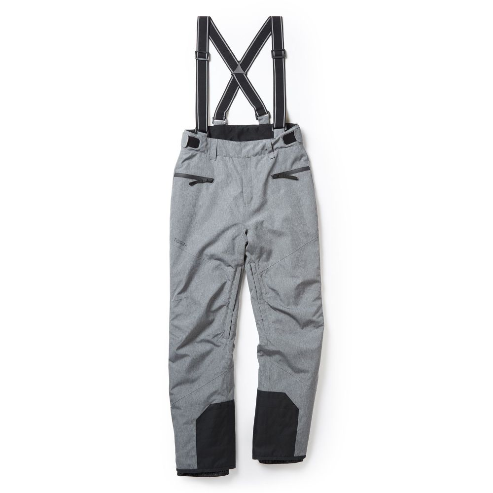 トッグ24 Tog 24 レディース スキー・スノーボード ボトムス・パンツ【Trinity Waterproof Insulated Ski Pants】grey marl