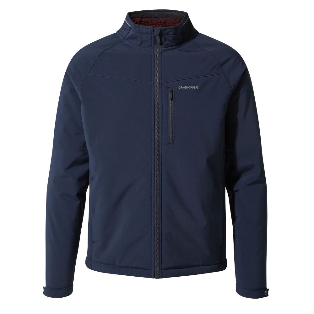 クラッグホッパーズ Craghoppers メンズ アウター ジャケット【Roag Waterproof Softshell Jacket】blue