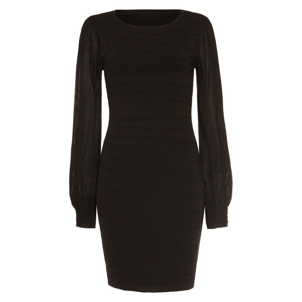 フェーズ エイト Phase Eight レディース ワンピース・ドレス ワンピース【Benita Balloon Sleeve Dress】black