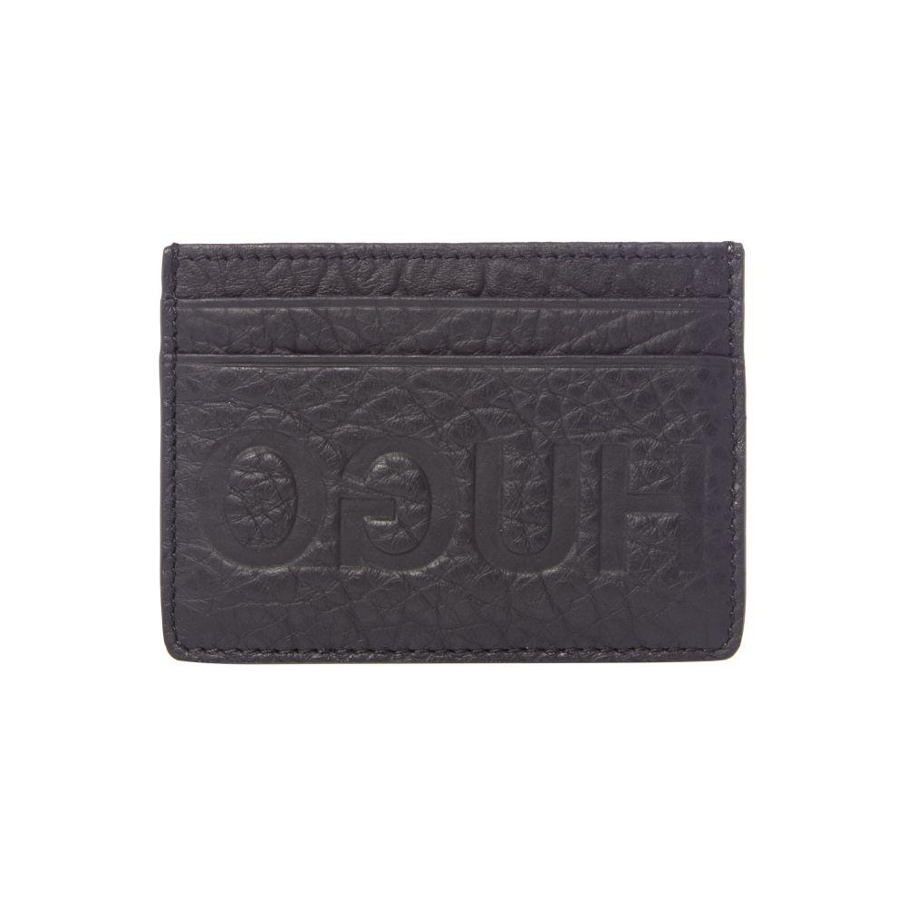 ヒューゴ ボス Hugo Boss メンズ カードケース・名刺入れ【Victorian Leather Card Holder】black