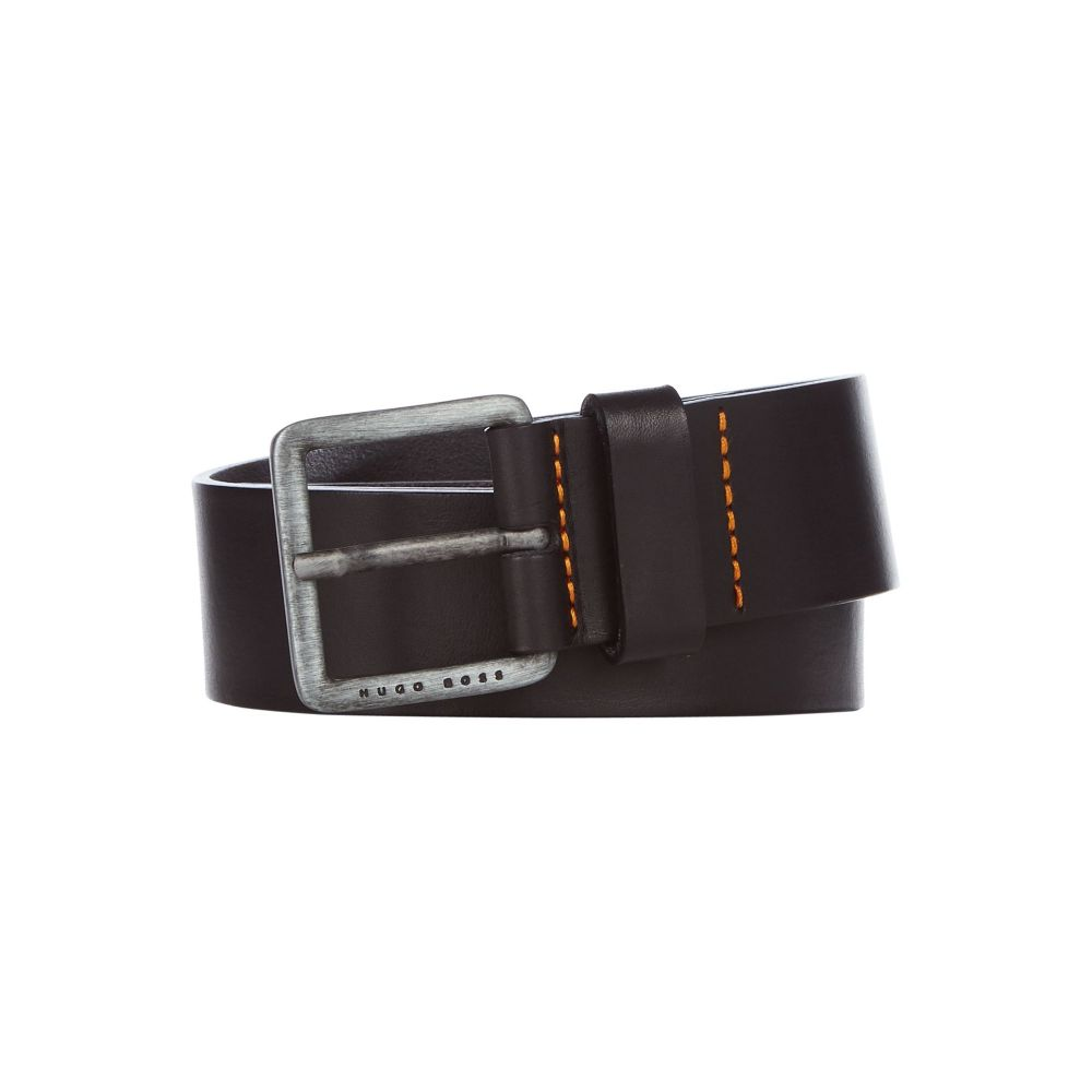 ヒューゴ ボス Hugo Boss メンズ ベルト【Bt Jeelo Leather Belt】black