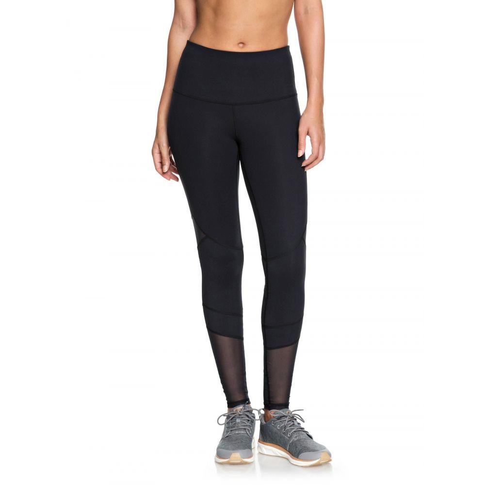 ロキシー Roxy レディース ヨガ・ピラティス ボトムス・パンツ【Mad About You Yoga Leggings】black