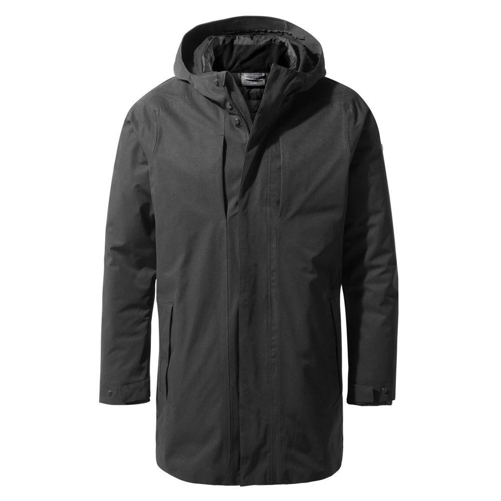 クラッグホッパーズ Craghoppers メンズ アウター ジャケット【Eoran 3 In 1 Waterproof Jacket】black