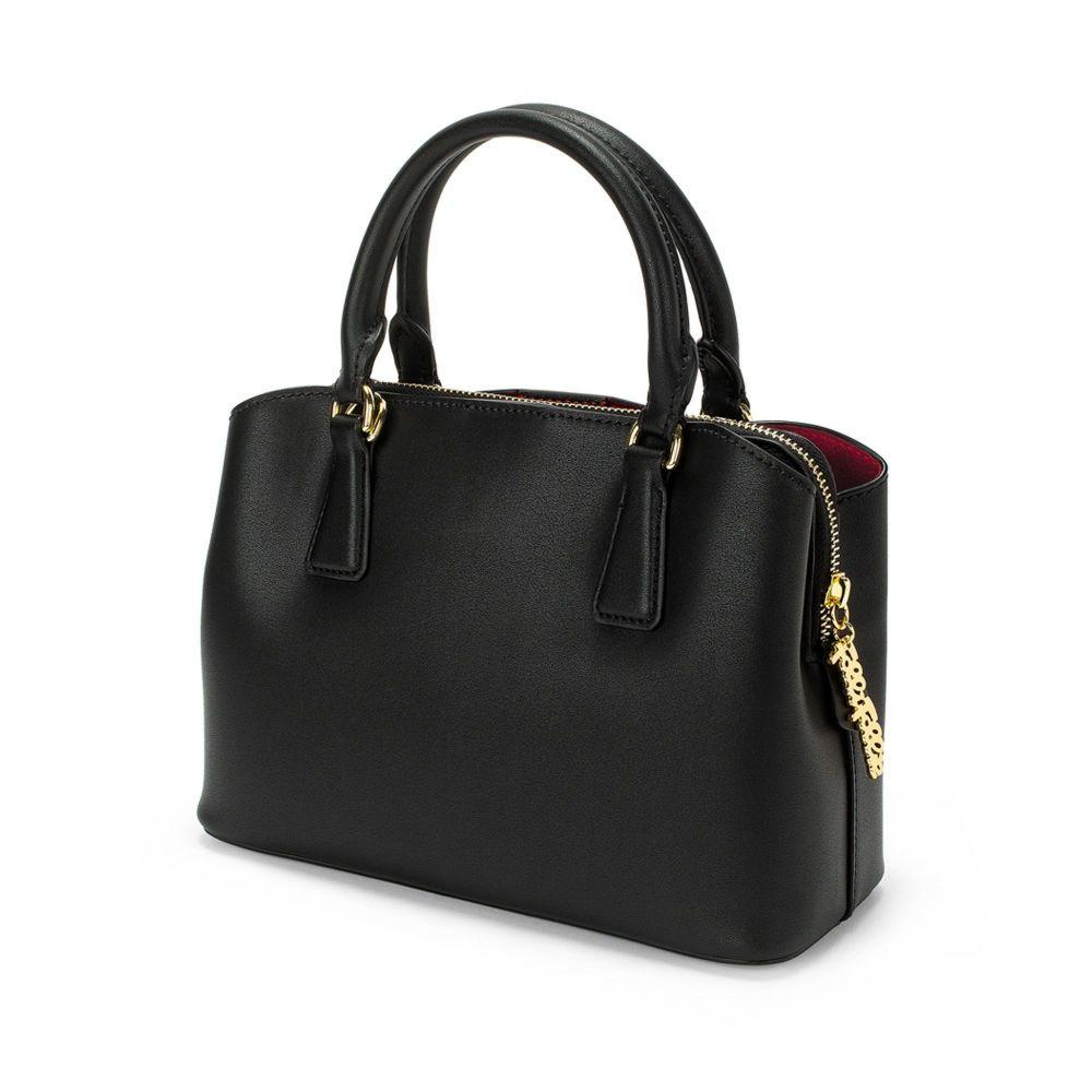 フォリフォリ Folli Follie レディース Folli バッグ Handbag】black ハンドバッグ【Style Habit Small Follie Handbag】black, タツタムラ:a96bbdf9 --- mail.ciencianet.com.ar
