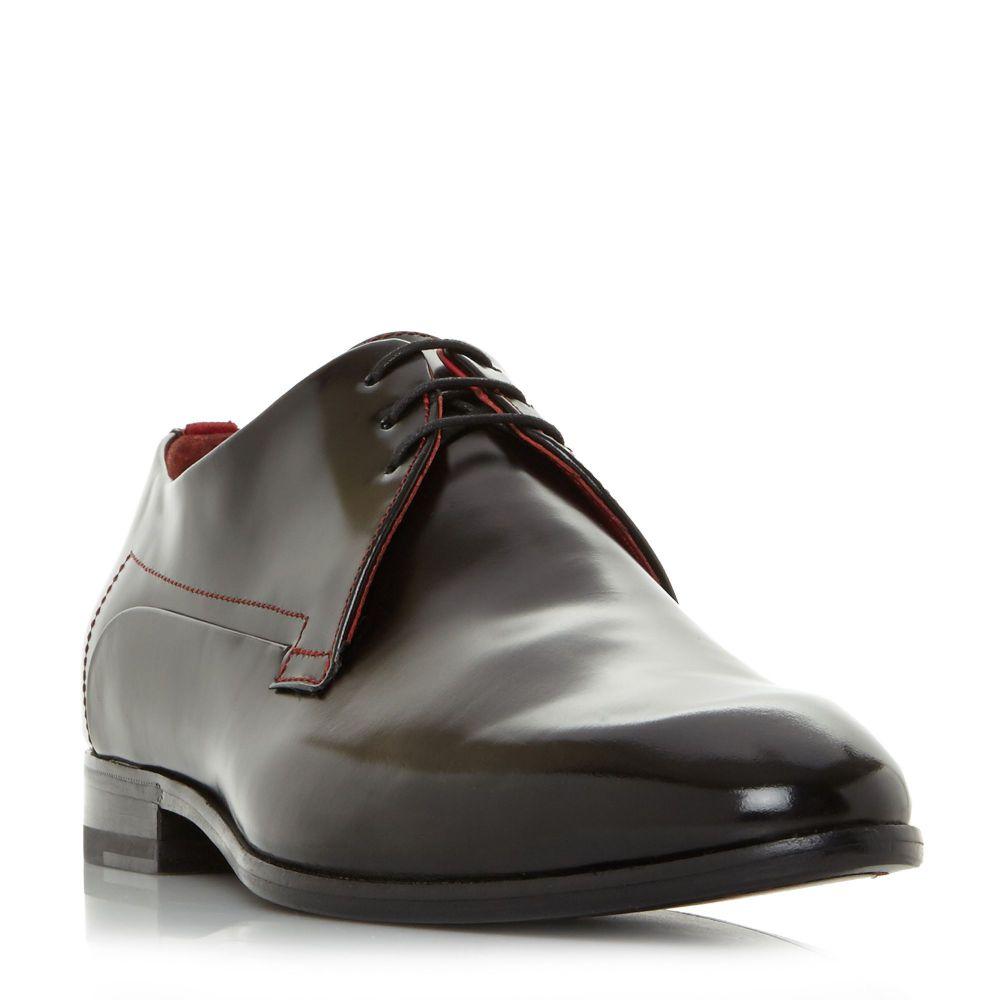 ヒューゴ ボス Hugo Boss メンズ シューズ・靴 革靴・ビジネスシューズ【Dress Appeal De Gibson Shoes】black