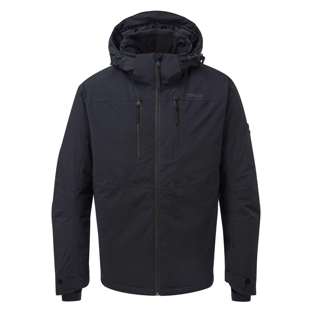 【保障できる】 トッグ24 Tog 24 メンズ Tog Down スキー・スノーボード メンズ アウター【Hawes Waterproof Down Fill Ski Jacket】black, 宇都宮市:39770d31 --- konecti.dominiotemporario.com