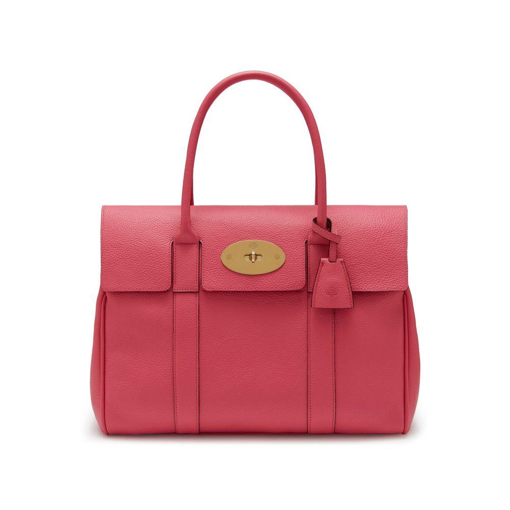 マルベリー Mulberry レディース バッグ トートバッグ【Bayswater Tote Bag】geranium pink