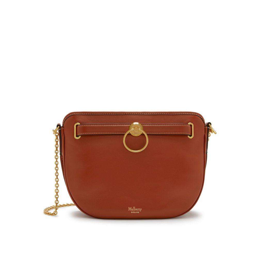 マルベリー Mulberry レディース バッグ ハンドバッグ【Brockwell Bag】red clay
