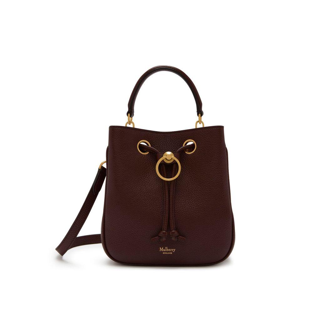 マルベリー Mulberry レディース バッグ ハンドバッグ【Small Hampstead Bag】burgundy