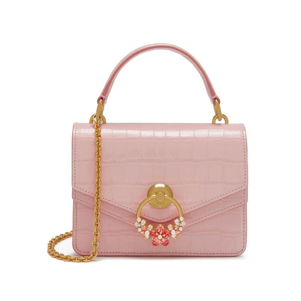マルベリー Mulberry レディース バッグ ハンドバッグ【Small Harlow レディース Satchel Satchel Mulberry Bag】light pink, 大和郡山市:f58e12ef --- nem-okna62.ru