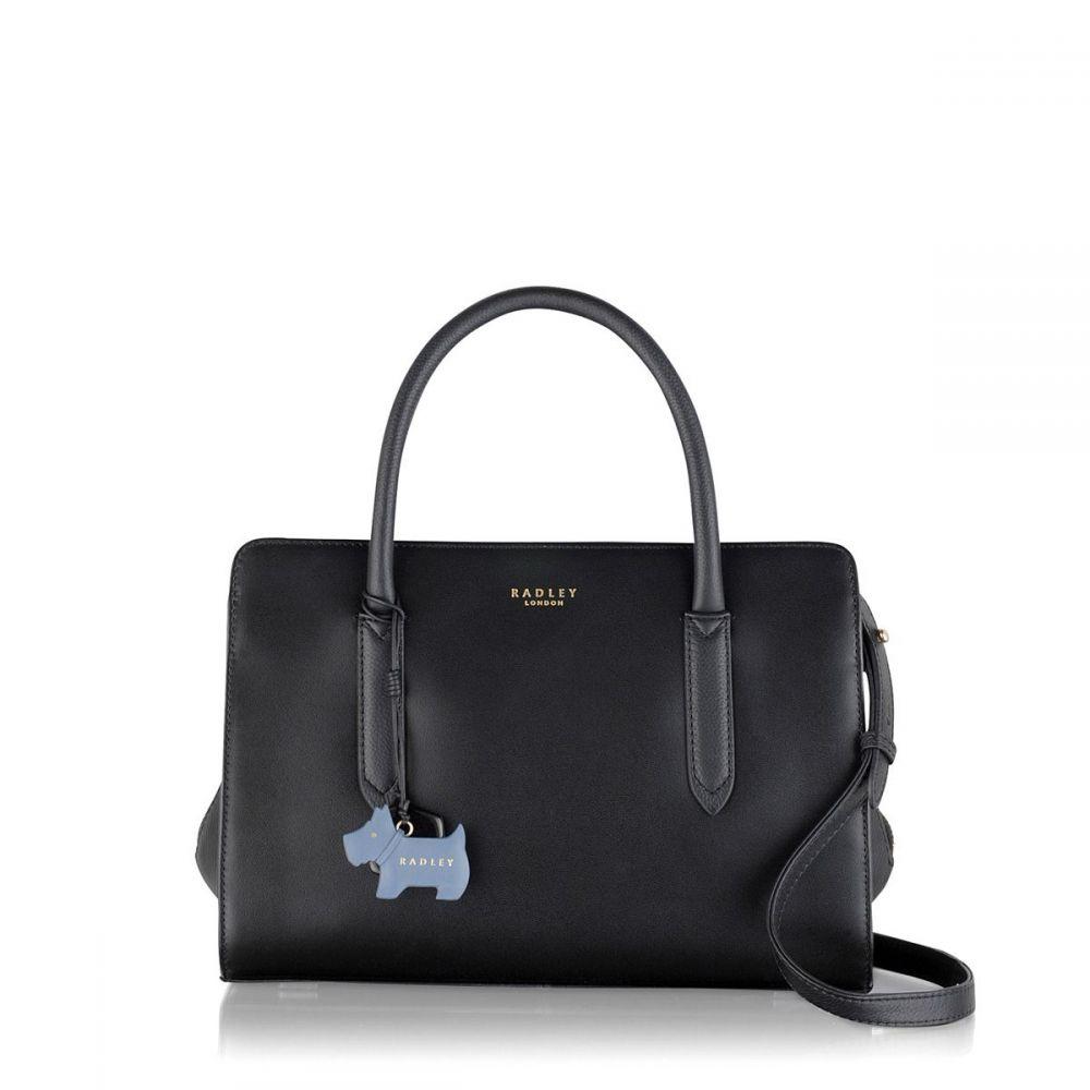 ラドリー Radley レディース バッグ トートバッグ【Liverpool Street Medium Multiway Bag】black