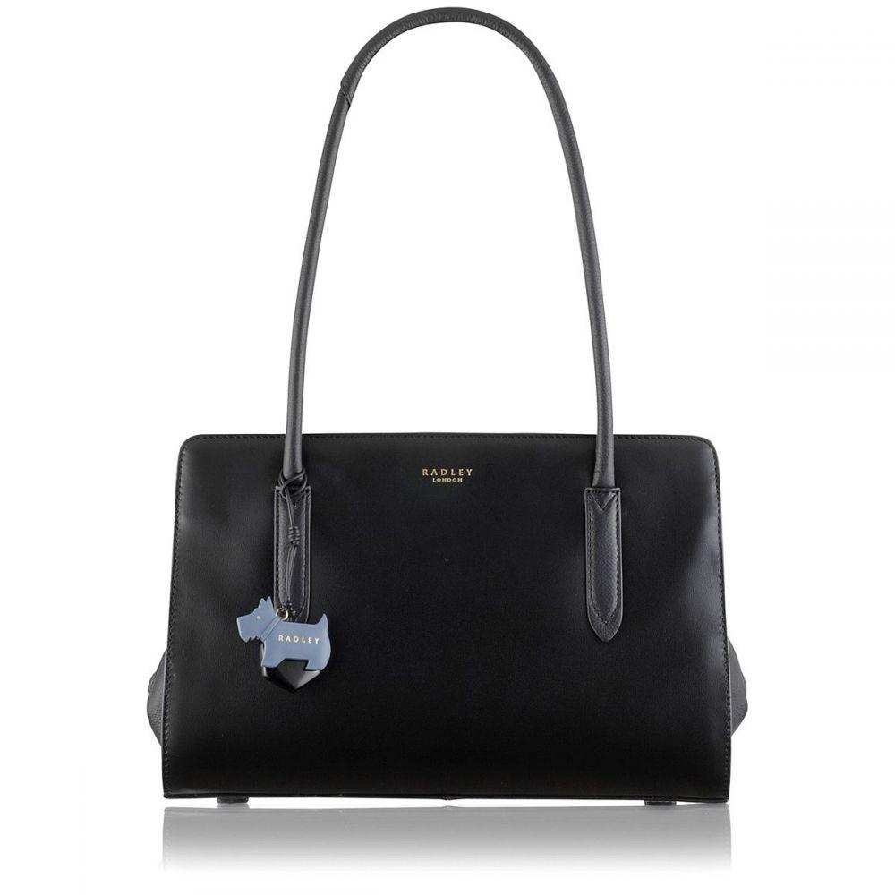 ラドリー Radley レディース バッグ トートバッグ【Liverpool Street Medium Tote Bag】black