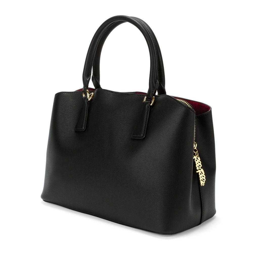 フォリフォリ Folli Folli Follie レディース バッグ Medium ハンドバッグ【Style Habit Medium レディース Handbag】black, 久路保山荘:16abdb27 --- sunward.msk.ru