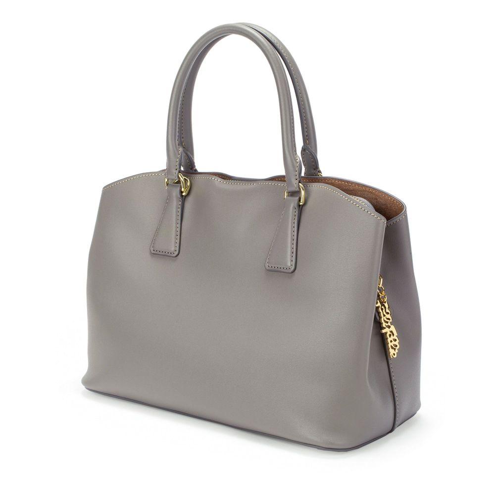フォリフォリ Folli フォリフォリ Follie レディース バッグ ハンドバッグ【Style Habit レディース Medium Medium Handbag】grey, 会津高田町:ee545684 --- nem-okna62.ru