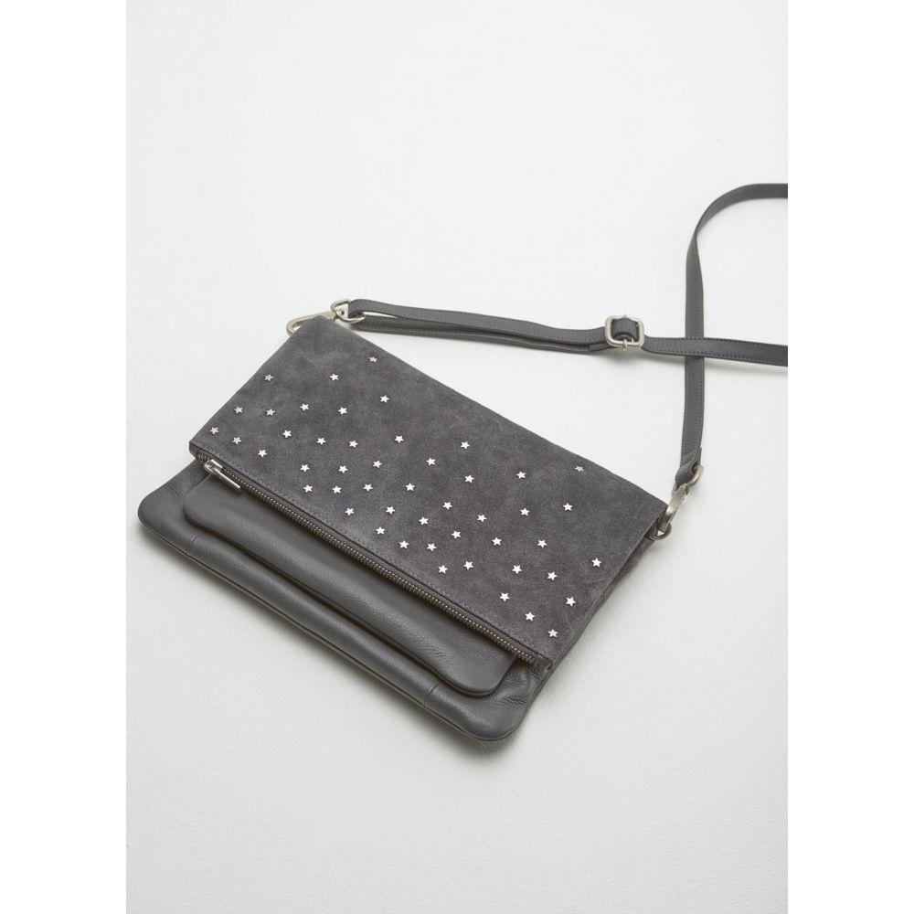 ミルトン ベルベット Mint Velvet Velvet レディース バッグ ハンドバッグ ベルベット【Hope Bag】dark Charcoal Star Stud Bag】dark grey, オケトチョウ:c422cb21 --- nem-okna62.ru
