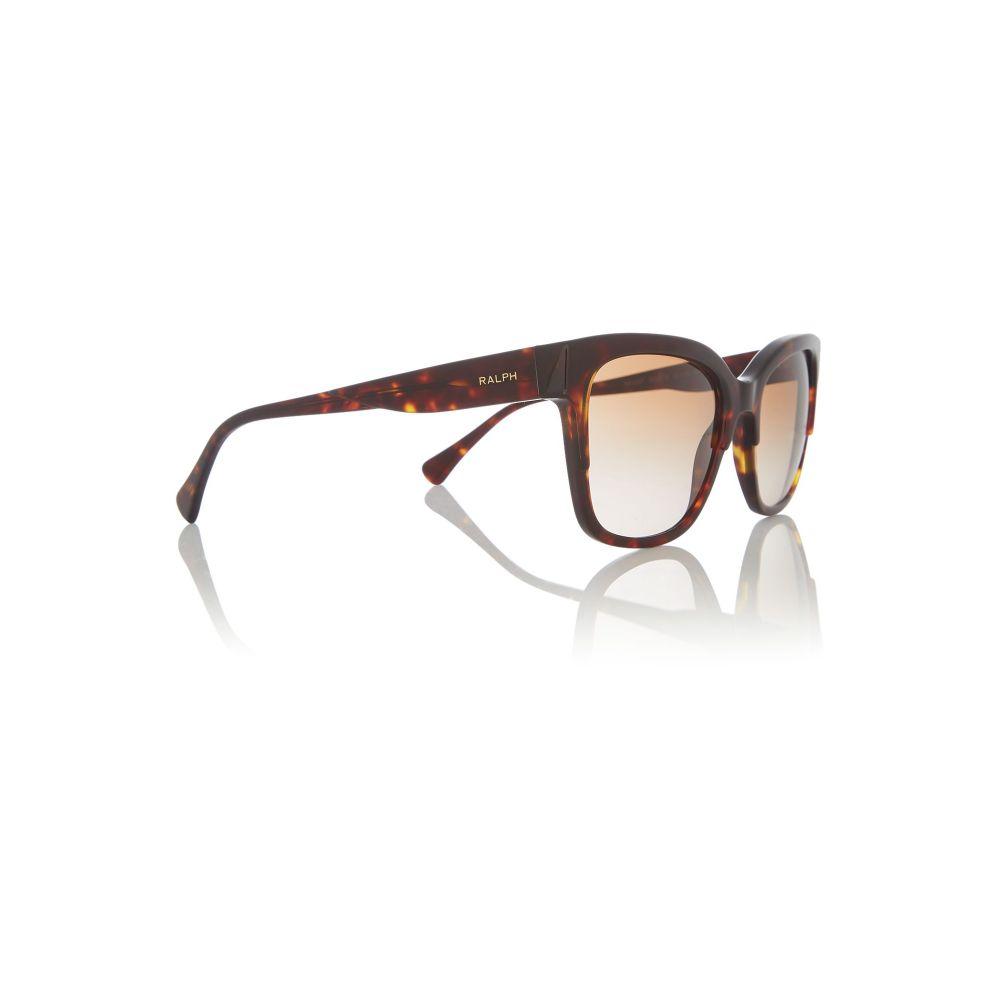 ラルフ ローレン Ralph レディース メガネ・サングラス【Black Bv8194b Square Sunglasses】frame colour: black