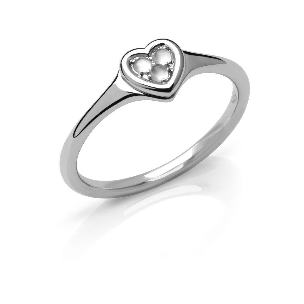リンクス オブ ロンドン Links of London レディース ジュエリー・アクセサリー 指輪・リング【Sterling Silver & Moonstone Ring】silver