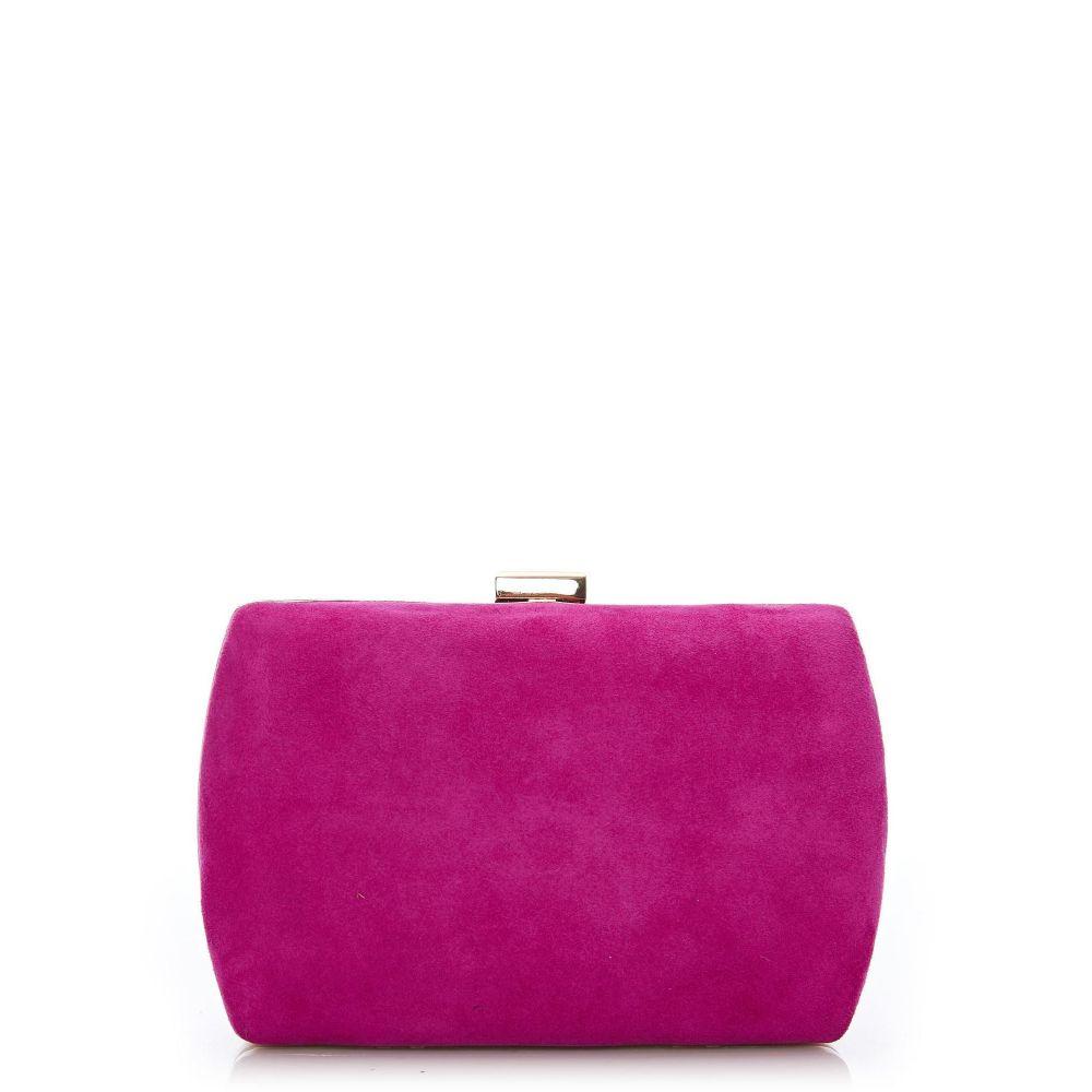 モーダインペレ Handbag】magenta Moda in in Matchmate Pelle レディース バッグ ハンドバッグ【Crimsaclutch Matchmate Handbag】magenta, 照明ランド:c7bb36e7 --- nem-okna62.ru
