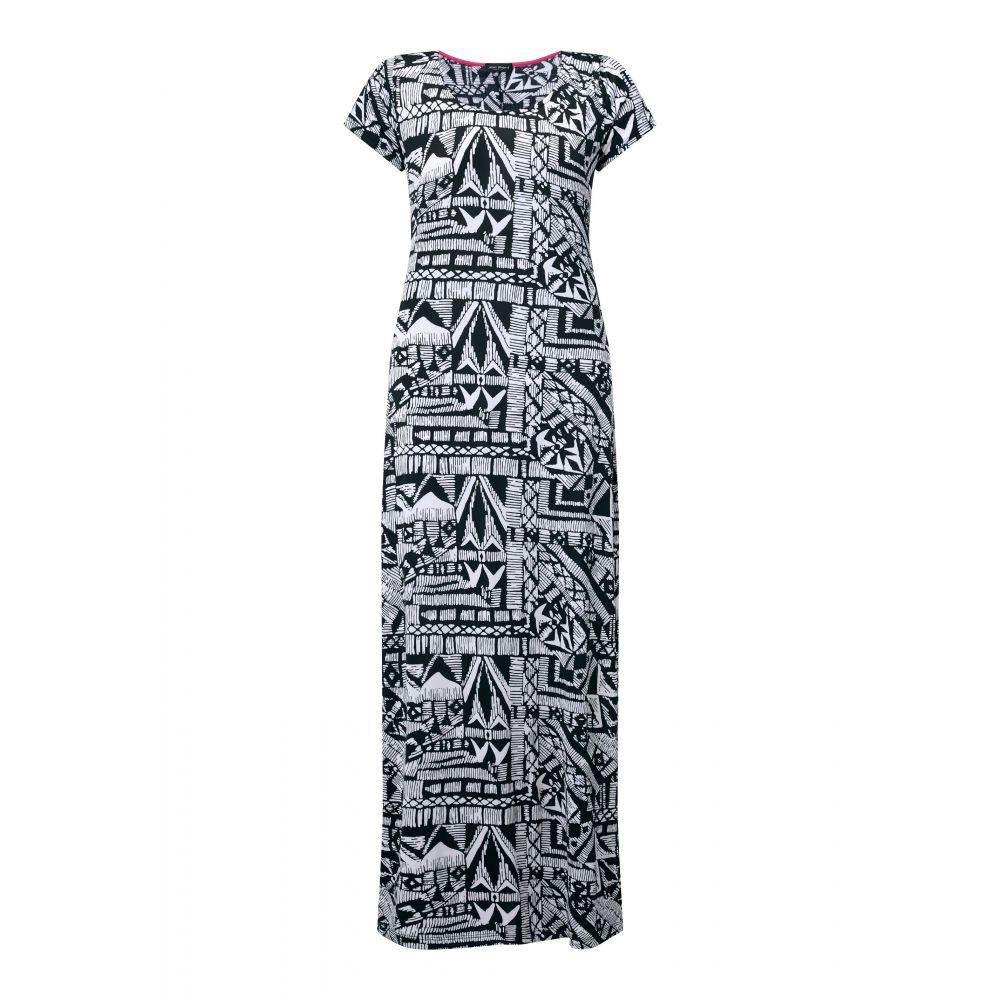 ジュームズ レイクランド James Lakeland レディース ワンピース・ドレス ワンピース【Round Neck Dress】black