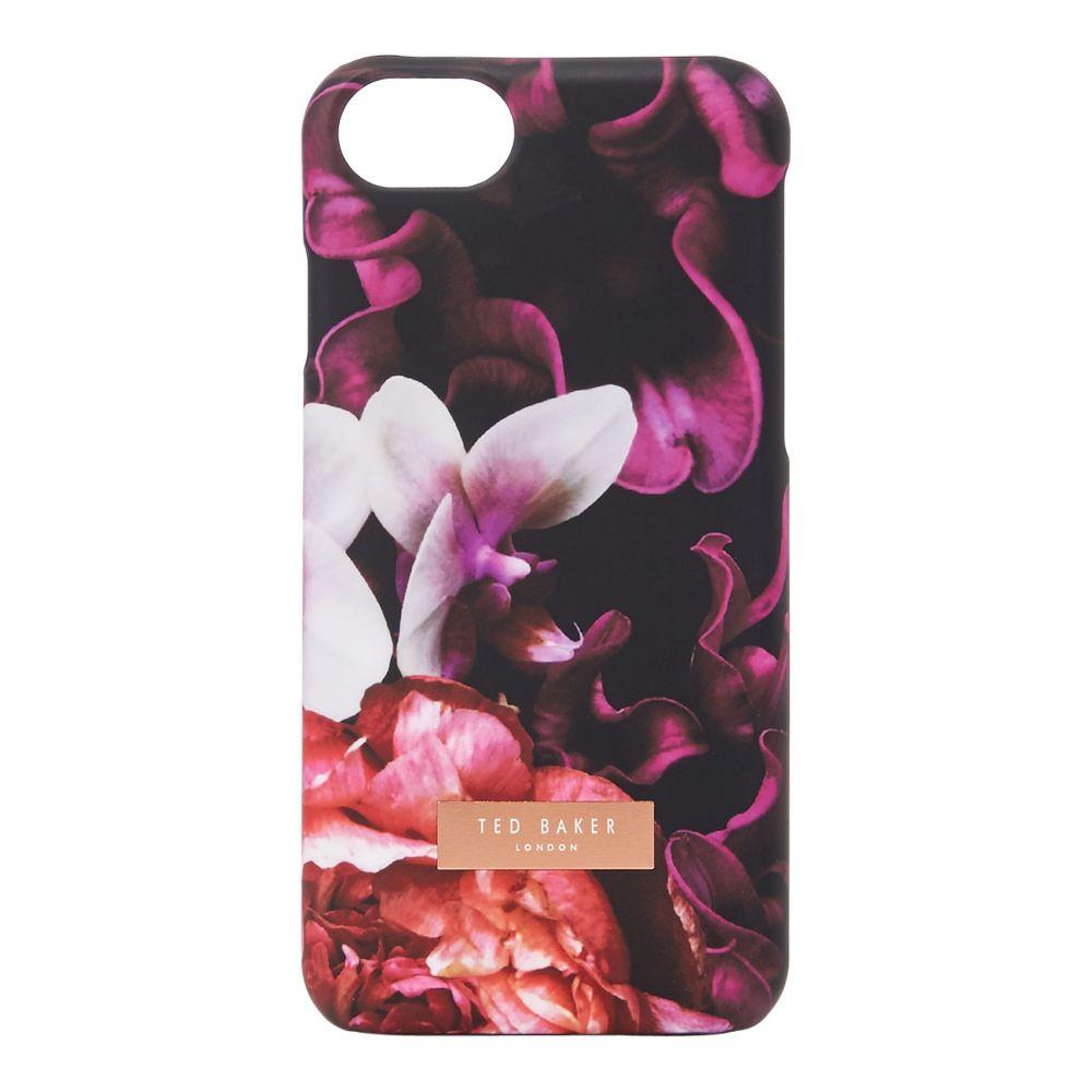 テッドベーカー Ted Baker レディース iPhone (8)ケース【Izzey Iphone 8 Clip Case】black