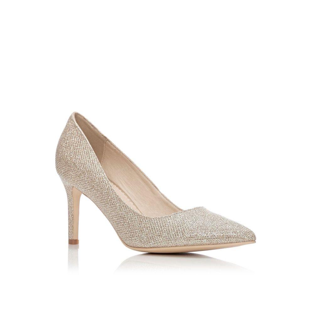 モーダインペレ Moda in Pelle レディース シューズ・靴【Calandria Medium Smart Shoes】champagne
