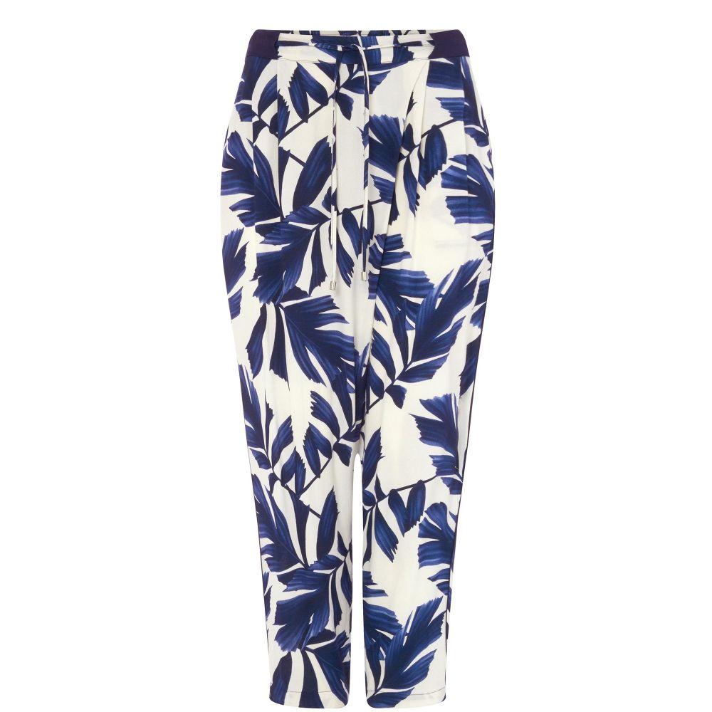 フェーズ エイト Phase Print Eight Phase レディース レディース ボトムス・パンツ【Pia Print Trousers】white, 【まとめ買い】:6a8df952 --- sunward.msk.ru