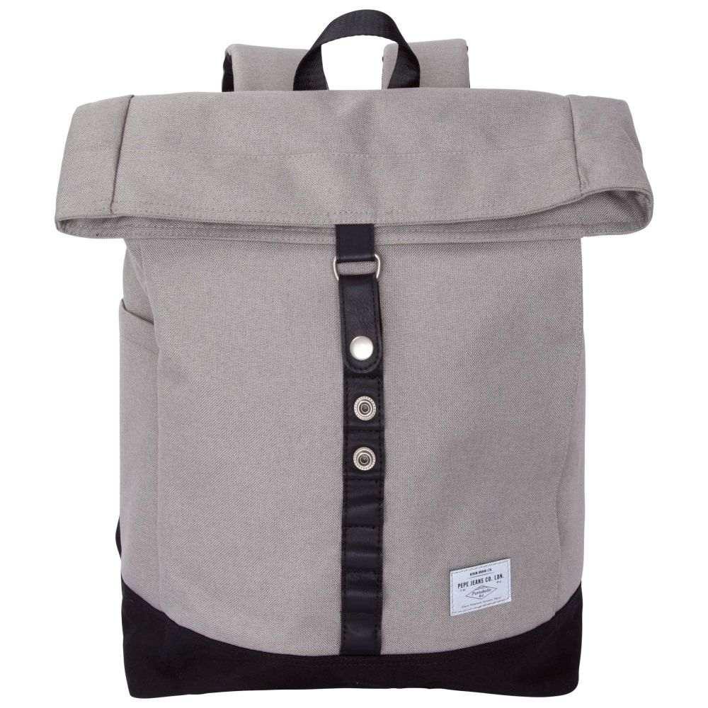 ペペジーンズ Pepe Jeans メンズ バッグ バックパック・リュック【Aldgate Backpack】light grey