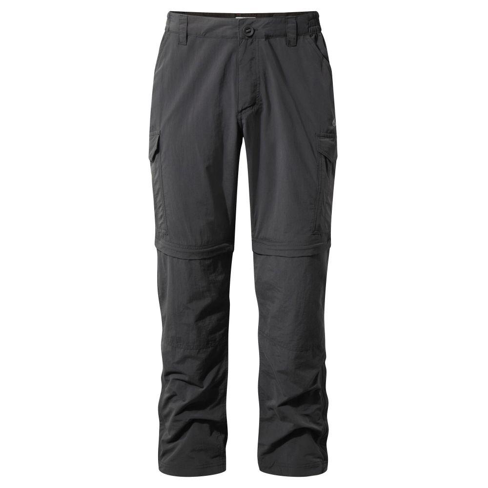 クラッグホッパーズ Craghoppers メンズ ボトムス・パンツ カーゴパンツ【Nosilife Convertible Trousers】black