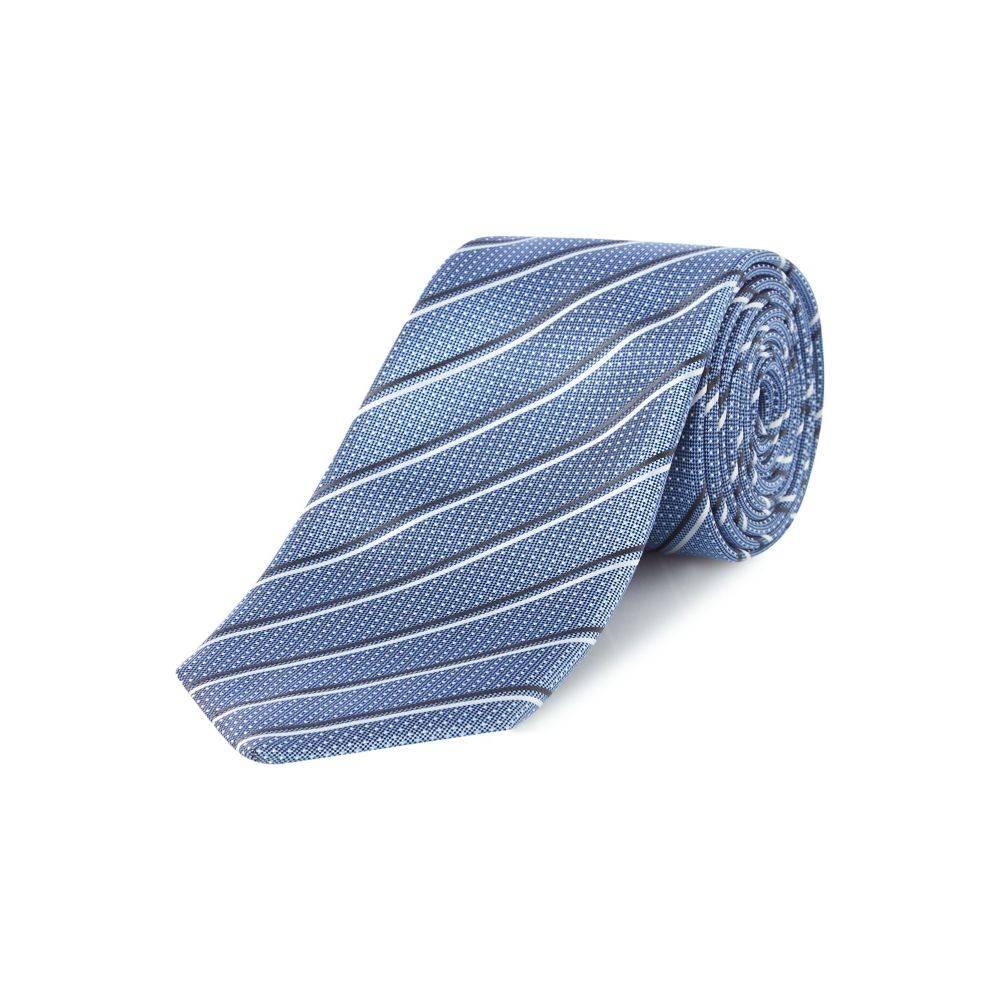ヒューゴ ボス Hugo Boss メンズ ネクタイ【Diagonal Stripe Tie】navy