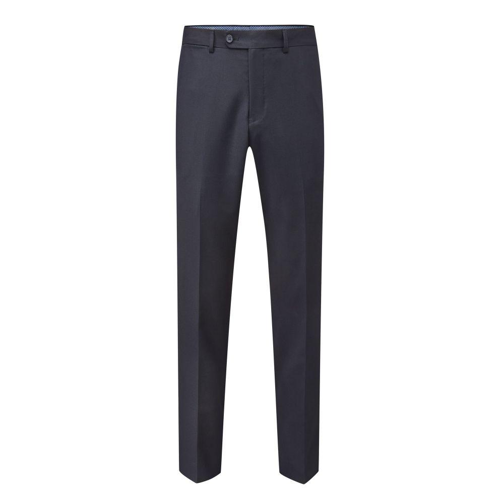 スコープス Skopes メンズ ボトムス・パンツ スラックス【Vanderbilt Wool Blend Suit Trouser】dark navy