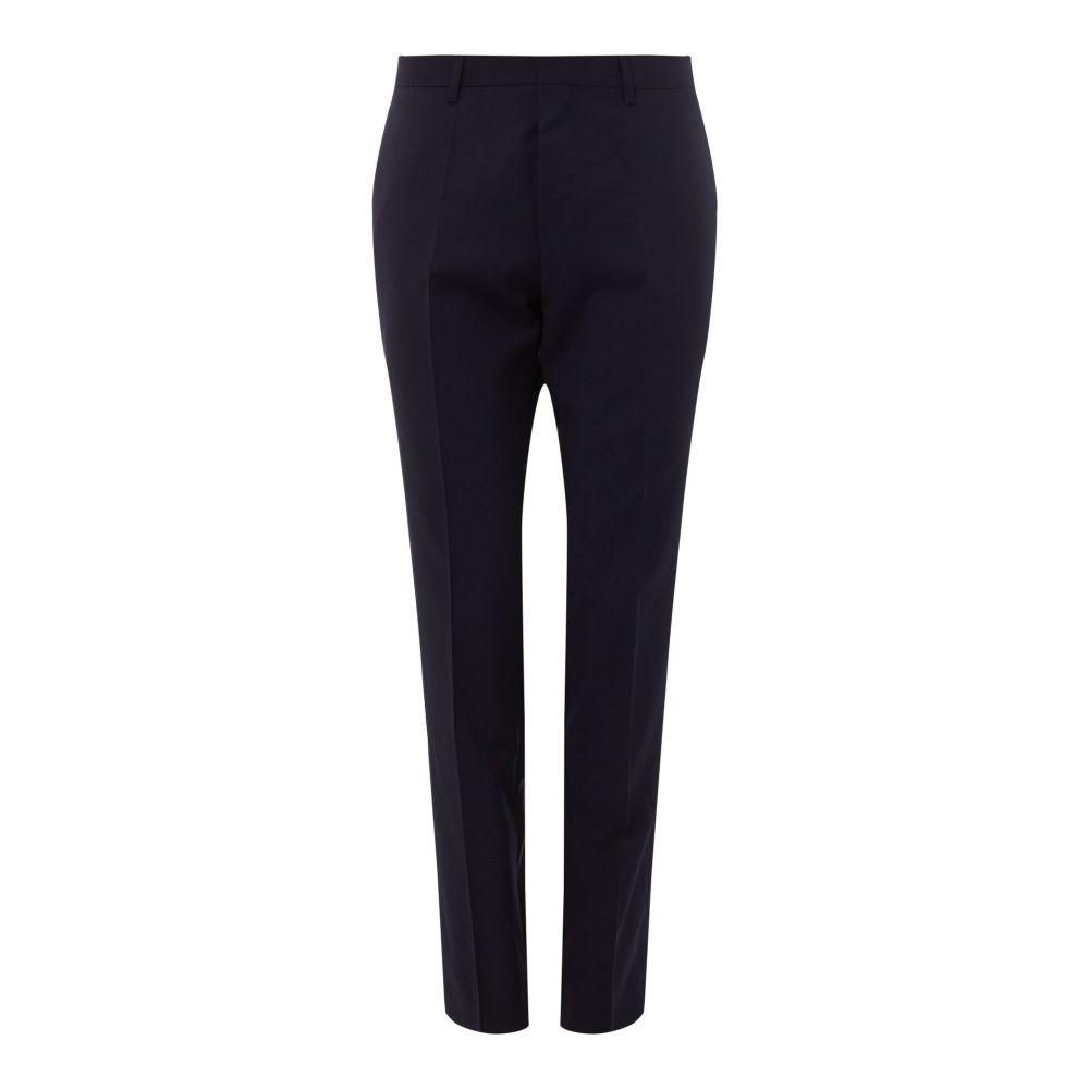 ヒューゴ ボス Hugo Boss メンズ ボトムス・パンツ スラックス【Genius Slim Tonal Pindot Three-piece Suit Trouser】blue