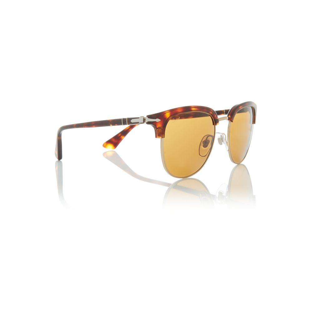 ペルソール Persol メンズ メガネ・サングラス【Havana Oo9399 Phantos Sunglasses】frame colour: brown