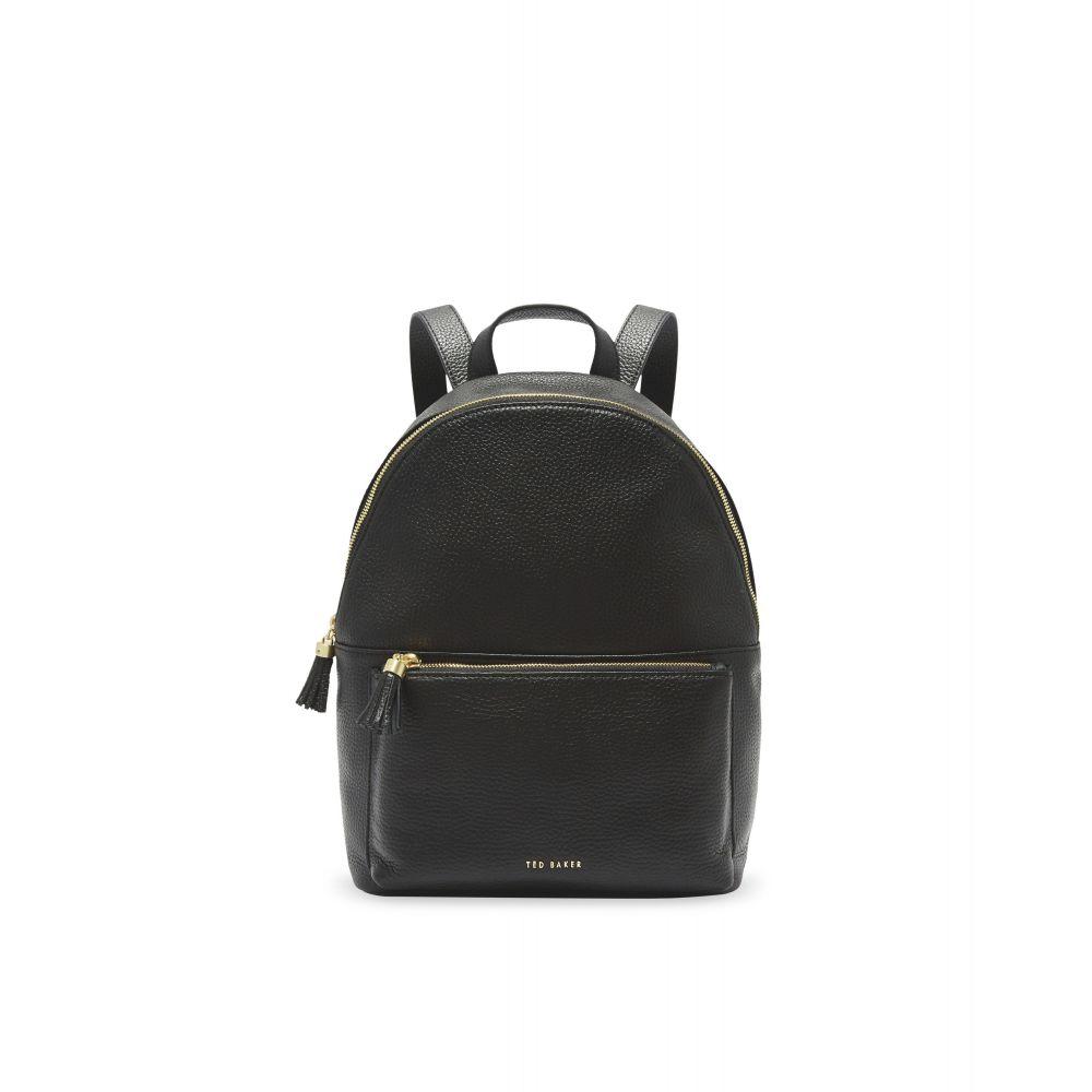 テッドベーカー Ted Baker レディース バッグ バックパック・リュック【Mollyyy Leather Tassel Backpack】black